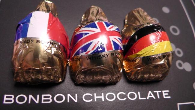 チョコレート・ボンボン
