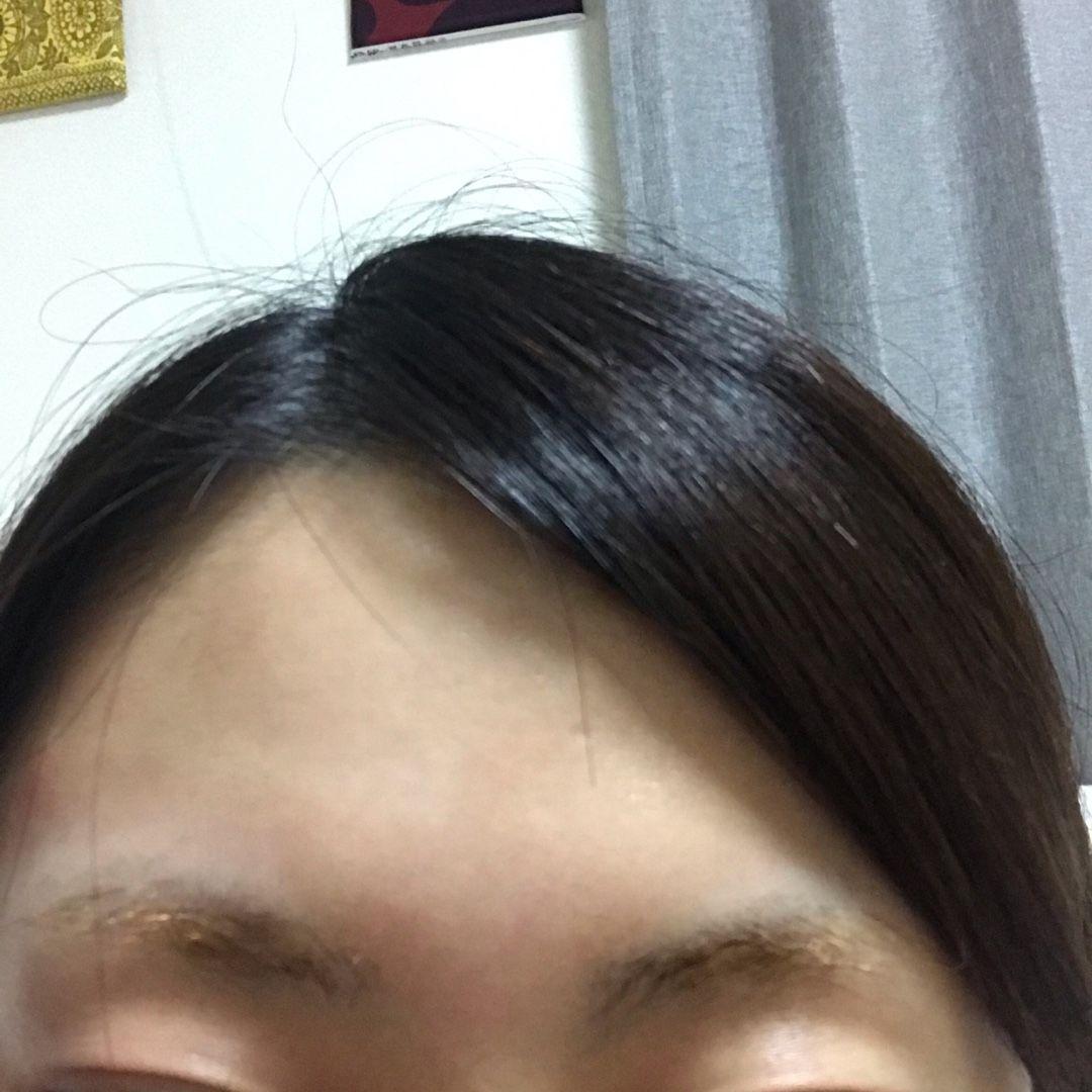 染める 眉毛