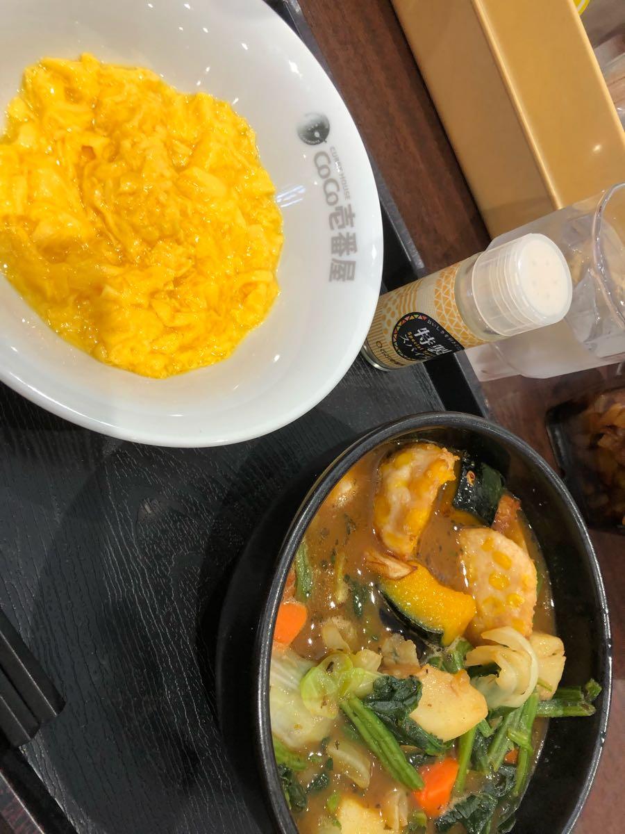 壱 スープ カレー coco