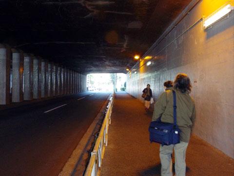 仙寿院トンネル