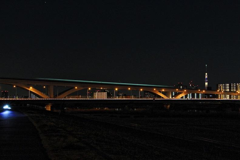 5.舎人・荒川橋梁の夜景.JPG