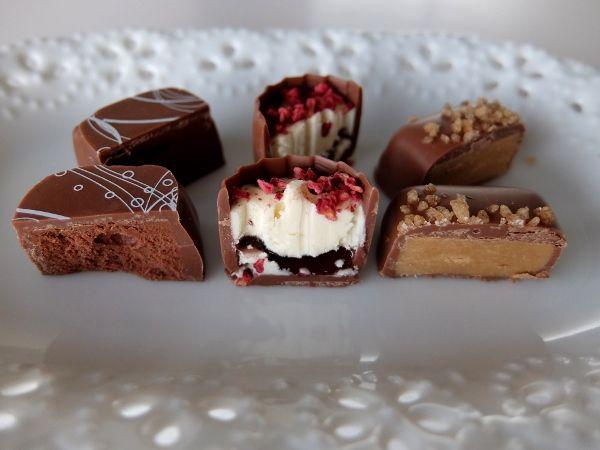 コストコで買ったチョコレート レポ Gudrun ガドラン ベルギー チョコレートアソート 円