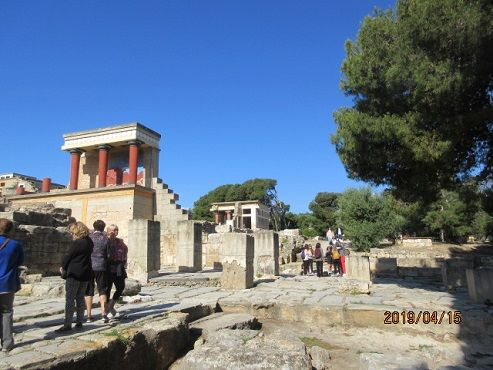 クレタ 文明