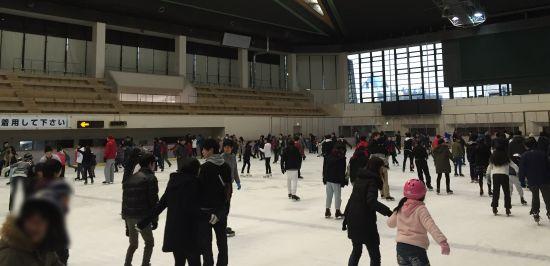 ポートアイランド スケート場 神戸