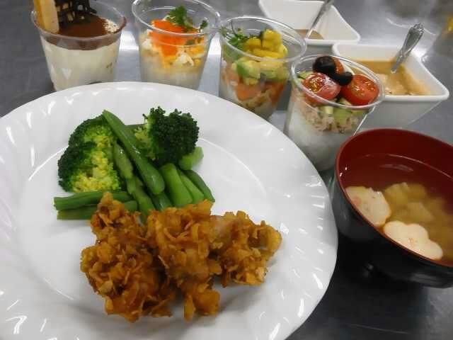 味の素料理教室