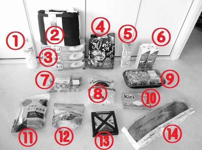 コストコで買った商品のレポ ブログ 購入品 円 戦利品