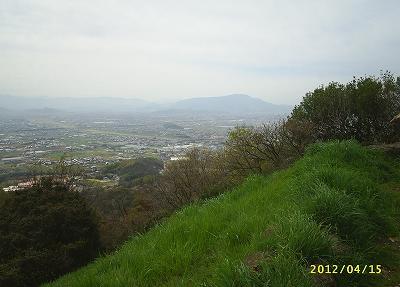 金比羅さんの在る山