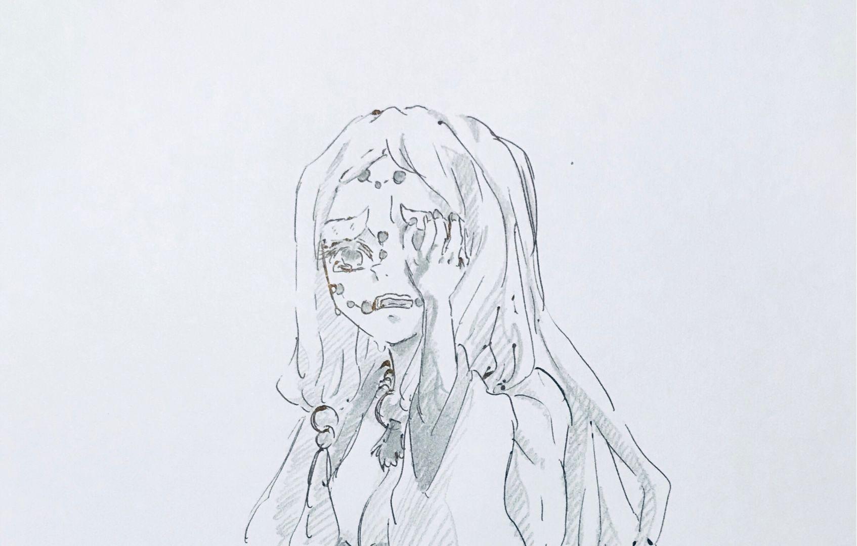 鬼滅の刃 塗り絵ブログ