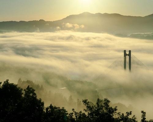 雲海 公園橋