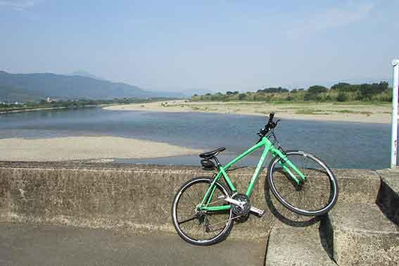 自転車でお出かけ-01♪