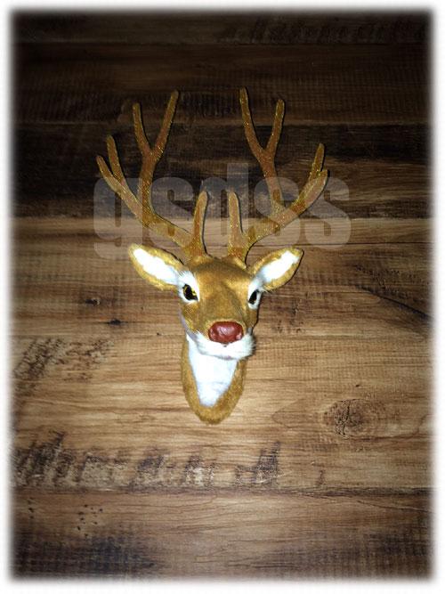 我が家の鹿ちゃん