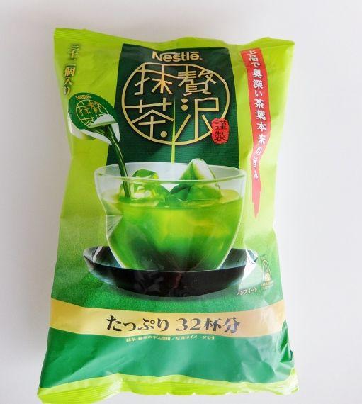 コストコ 行 買 購入 商品 円 ネスレ 贅沢抹茶