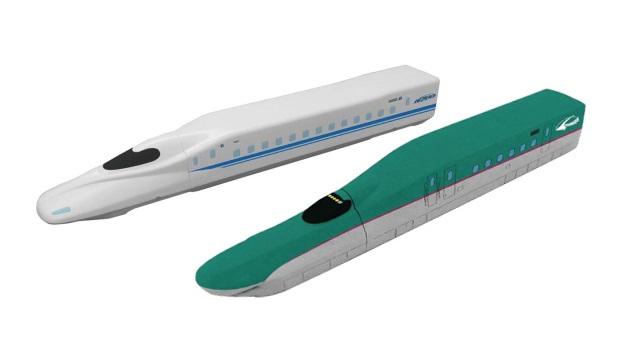 キャラ温計3D新幹線