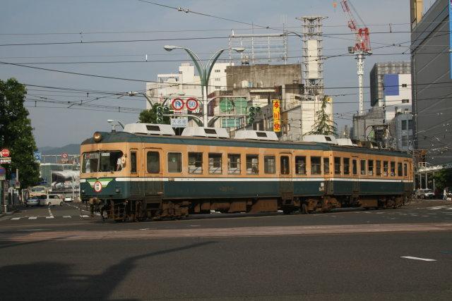 福井鉄道200形 路面を走る2