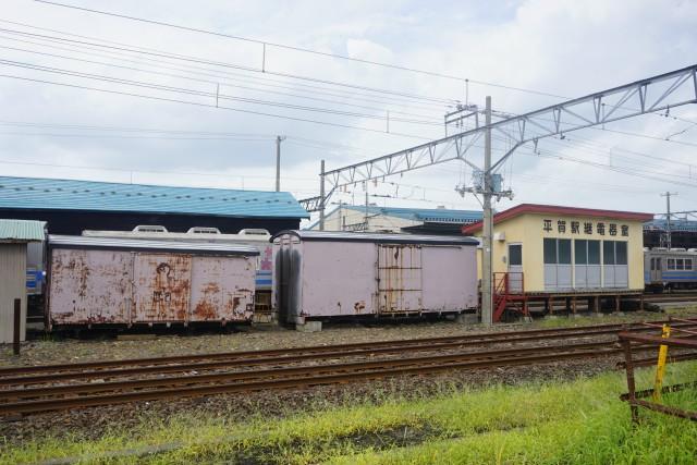 弘南鉄道 保存車両 平賀5