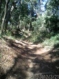 鷲城の道 2