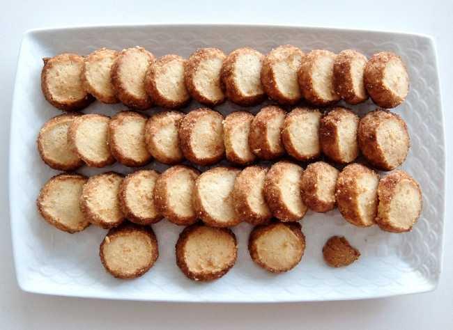 コストコ ブログ レポ BrownSugar Cookie 円 ブラウンシュガークラストクッキー