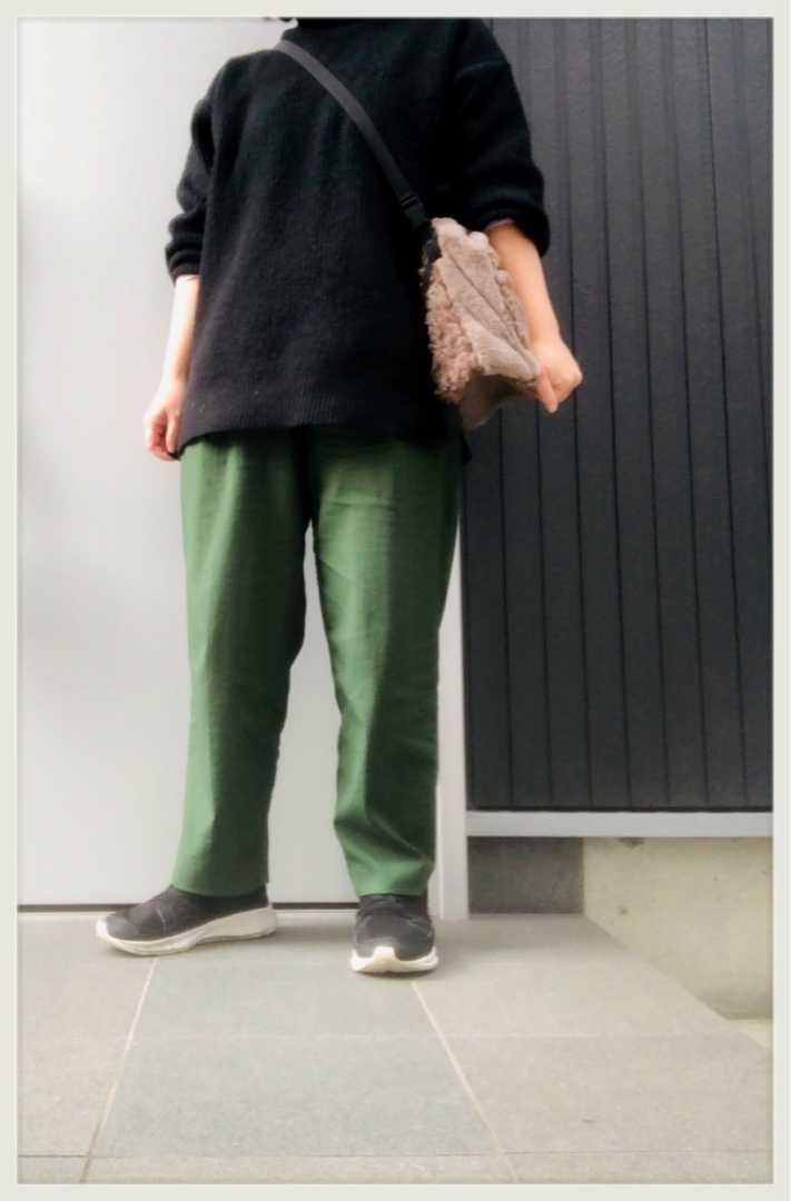 ブログ アラフォー ファッション