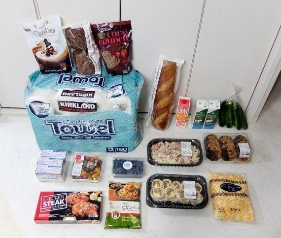 コストコでお買い物した商品の詳細 レポ ご紹介します 新商品も食材も 円