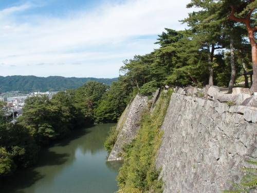 上野城2015_08d石垣去年