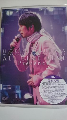 HIDEAKI TOKUNAGA CONCERT TOUR 2016