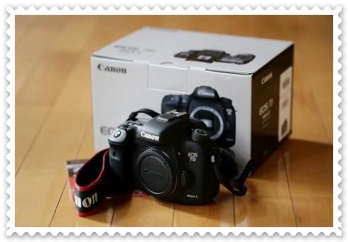 Canon EOS 7D Mark2