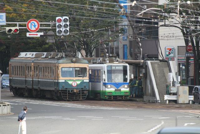 福井鉄道 200形健在2