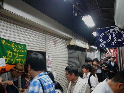 六角橋ヤミ市場サリサリカリー2013年5月