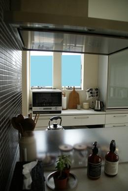 キッチン背面5