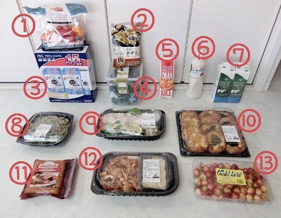 コストコ レポ ブログ お買い物 商品