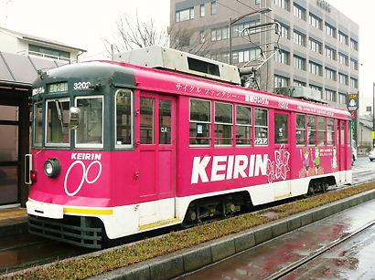豊橋の路面電車 お気に入りの写真