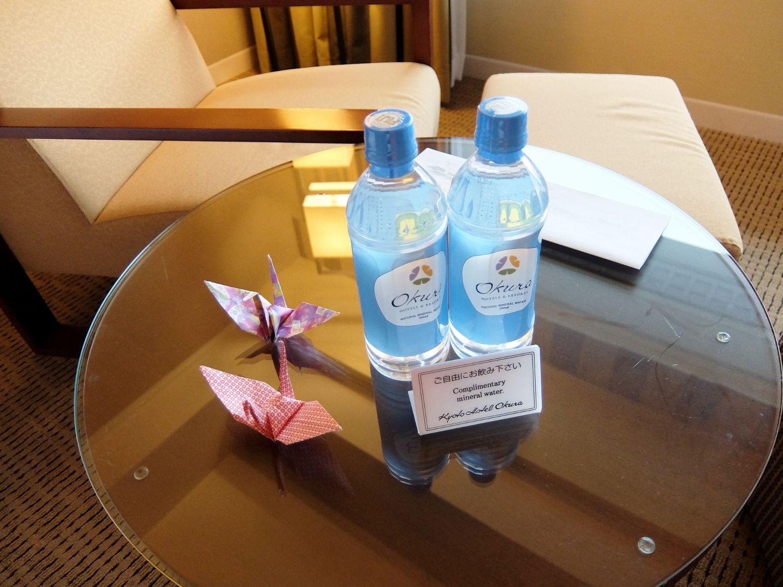 京都ホテルオークラ スペシャル ツインルーム ブログ