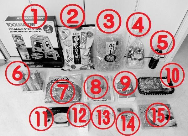 コストコで買った商品のレポ ブログ 円 戦利品