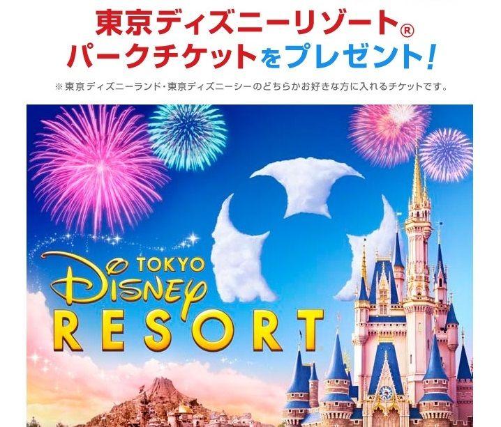 レイズ キャンペーン ディズニー リゾート クォカード