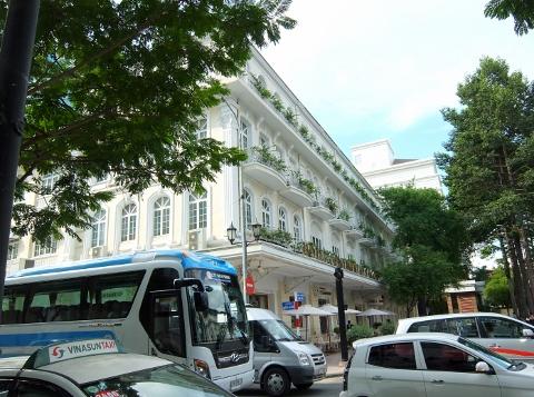 ドンコイ ベトナム コンチネンタルサイゴンホテル ホーチミン