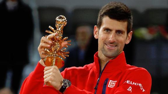 ムチュア・マドリッド・オープン2016 決勝 | テニス - 楽天ブログ