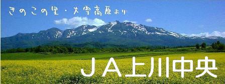 JA上川中央公式HPへ