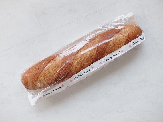 コストコ パン カントリーフレンチ ホールウィート 399円 バゲット 新商品