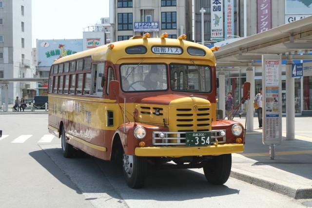 続. 函館 いすゞ ボンネットバス2