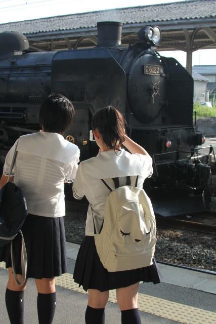 ♪「智恵子抄」♪東北本線 本宮駅3