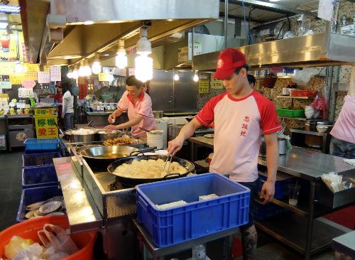 士林 牡蠣 グルメ 台北