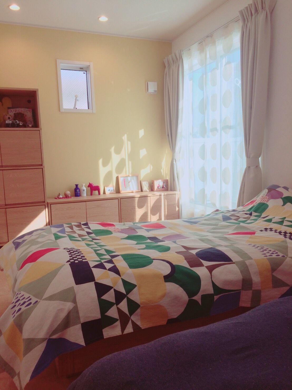 dad5a286d9 寝室 インテリア⑤無印の収納家具:スタッキング・キャビネット | 北欧 ...
