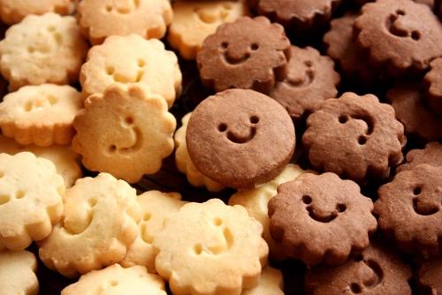 スマイルクッキーたち