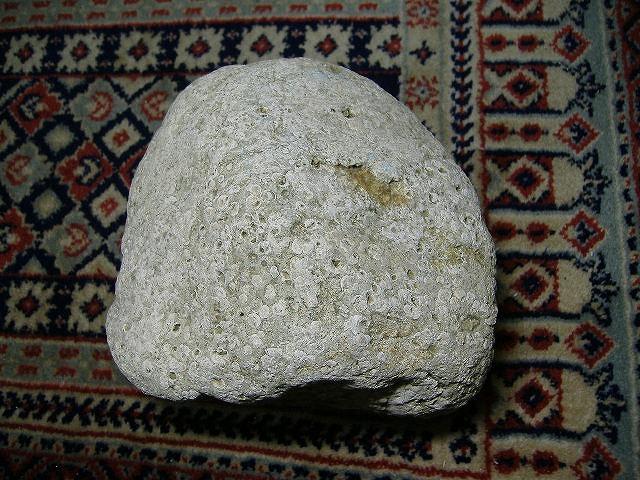 球顆流紋岩