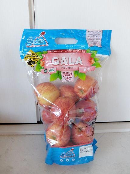 コストコ ロイヤルガラ りんご アメリカ 980円
