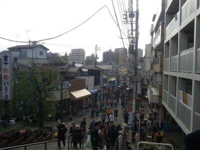 一箱古本市2013・1日目谷中銀座