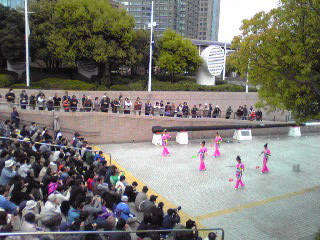 ヨコハマ大道芸2012・中国芸術雑技団2