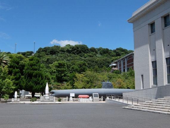 海上自衛隊第1術科学校 旧海軍兵学校 見学 呉 広島