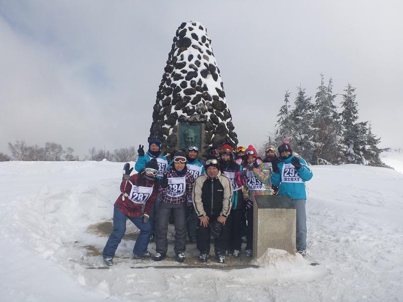 2013スキー実習