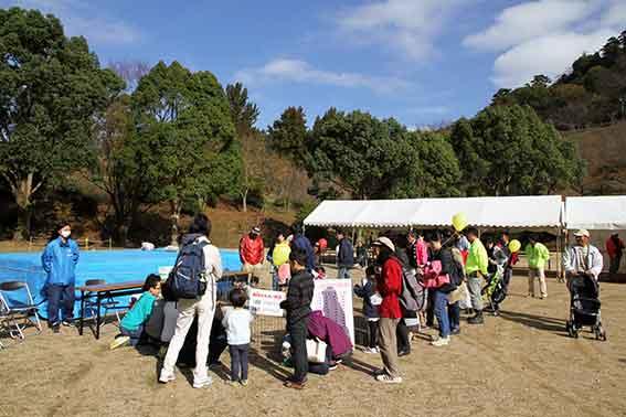 神山森林公園の「紅葉祭り」-5♪